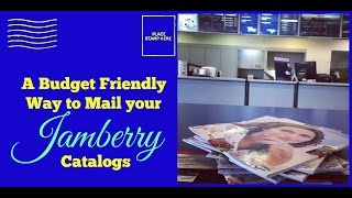 Jamberry Consultant Tip | A Budget Friendly Way to Mail out your Catalogs
