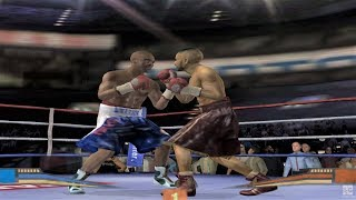 Fight Night Round 2 GameCube Gameplay HD