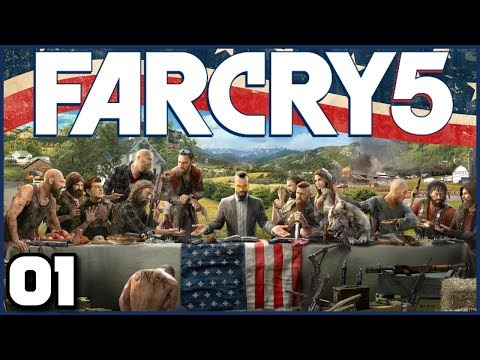 Welsknight Plays Far Cry 5 - Ep. 1: White Horse | Far Cry 5 Let's Play/Gameplay