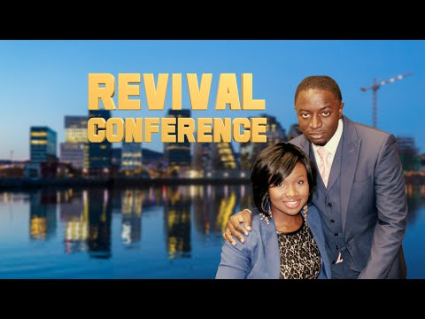 Revival Conference 2016 - ANFGC OSLO, APRIL 21 -24