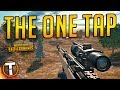 THE ONE TAP! - PLAYERUNKNOWN'S BATTLEGROUNDS (SOLO)