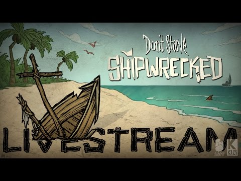 Don't Starve: Shipwrecked (by Klei Entertainment) - iOS / Android - HD LiveStream
