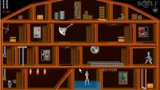 DEATH TRAP MANSION HOUSE ESCAPE (FLASH GAME) - SPEEDRUN IN 56 SECONDS
