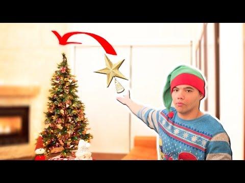 Epic Christmas Trick Shots!