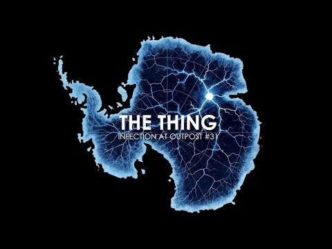 THE THING:  INFECTION AT OUTPOST #31 - Game Play Video with ELIJAH WOOD