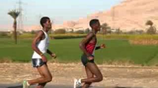 Egyptian Marathon in luxor Thumbnail