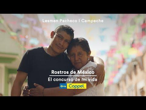 El concurso de mi vida – Rostros de México | Coppel