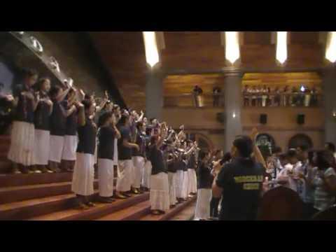 El Shaddai Choir & Band Formation/Clinic - July 2016 Part 2