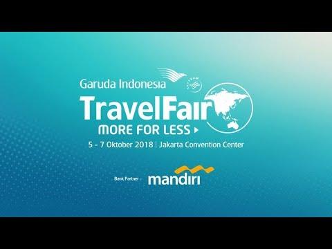 Garuda Indonesia Travel Fair Oktober 2018