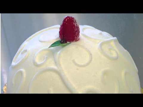 YERSEN Gelato Cakes Vanilla