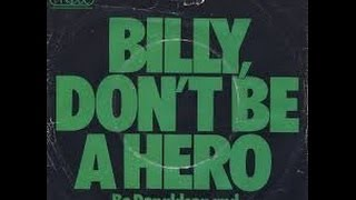 Bo Donaldson and The Heywoods - Billy Don