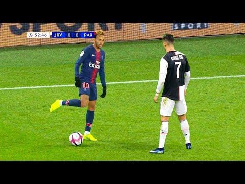 Pemain Dihancurkan Oleh Neymar