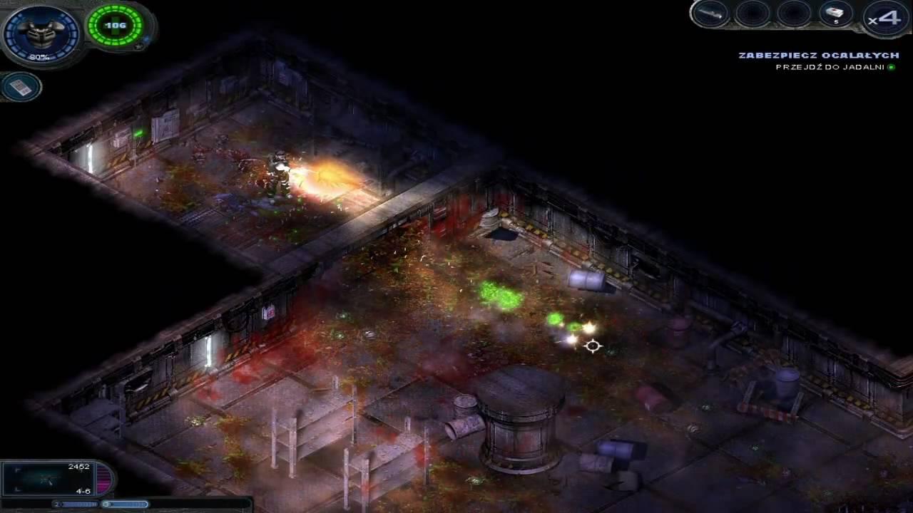 Alien shooter 2- lvl 2 all secrets 17/17 part1