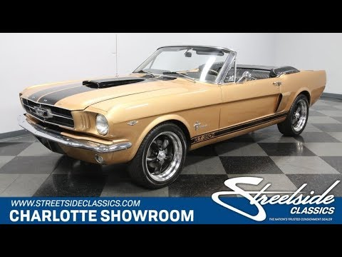 Ford Mustang Convertible GT-H Tribute for sale |  CHA