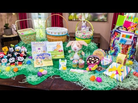 Home family easter basket ideas for kids of all ages youtube home family easter basket ideas for kids of all ages negle Gallery