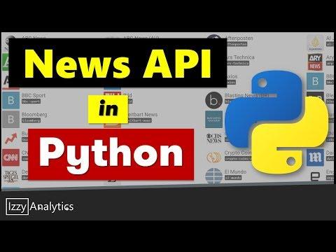 News API In Python