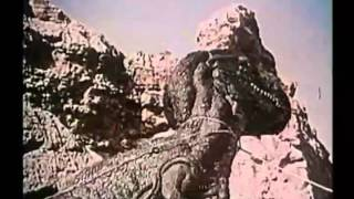 Classic Monster Movie Trailers The Valley Of Gwangi