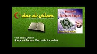 Cheik Saad El-Ghamidi - Sourate Al Baqara, 1ère partie - سعد الغامدي - سورة البقرة - الجزء الاول