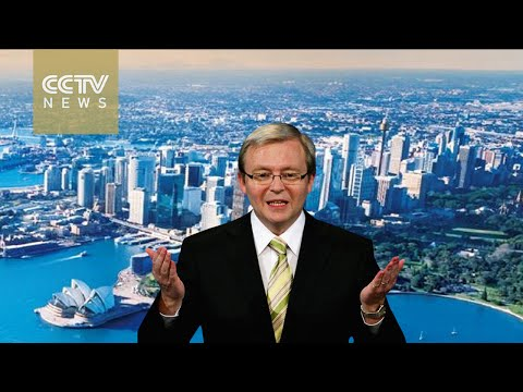 Interview: Q&A with former Australian PM Kevin Rudd