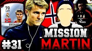 NORSK FIFA 17 | MISSION MARTIN (S2) - Ekstreme Endringer! #31