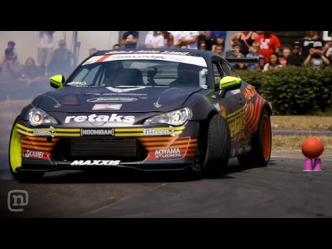 Kickball with Drift Cars: Tuerck'd Season 3 Premiere!