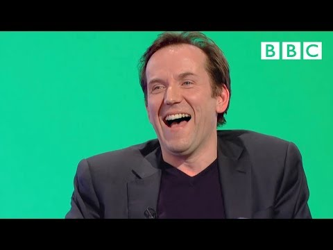 Does Ben Miller have four friends with rhyming names? - Would I Lie to You? Series 9 - BBC One