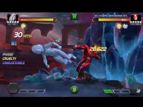 A Comprehensive Guide On How To Use Ghost In Marvel Contest of Champions