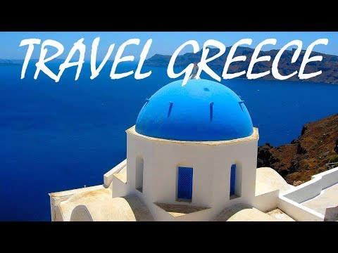 HOW TO TRAVEL THE GREEK ISLANDS | Ferry Trip to Santorini
