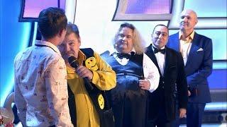 КВН Нате - 2016 Премьер лига Финал Домашка с артистами Кривого зеркала