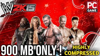 How To Download & Install WWE 2K15 For PC Highly Compressed