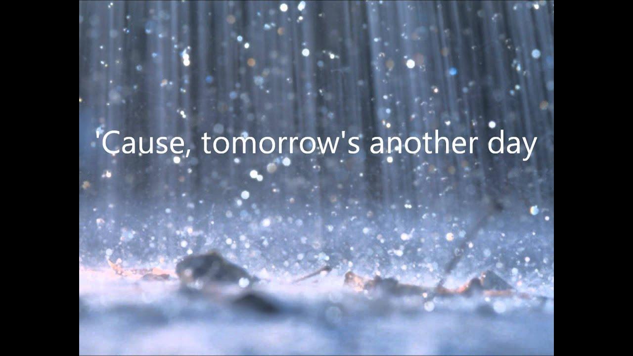 Lyrics to rain