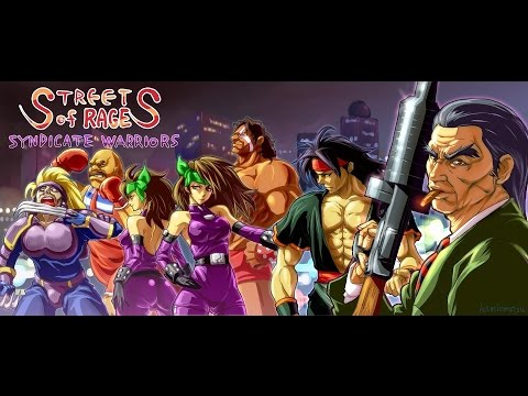 Video Game Music Gems - 021 - Streets of Rage 2 - Never Return Alive - Boss theme
