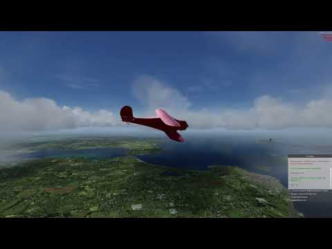 P3D v4.1 Tours By Request - Albany, Western Australia.