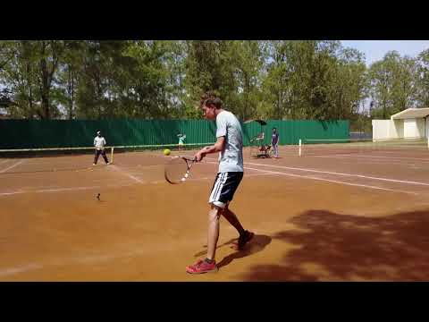 Clay Court Tennis training in Africa