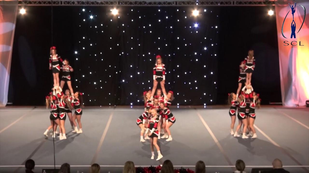 Cheerleading Pori