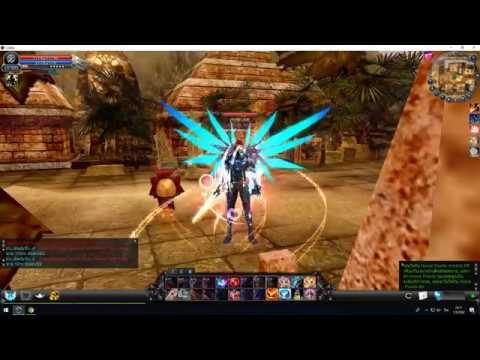 Cabal Online (TH) Sv. Scorpio FB Solo Forgotten Temple B2F (Awakened)(01/05/2019)