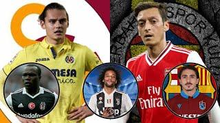 Transfer Haberleri - Galatasaray , Fenerbahçe , Beşiktaş , Trabzonspor ve Avrupa #12