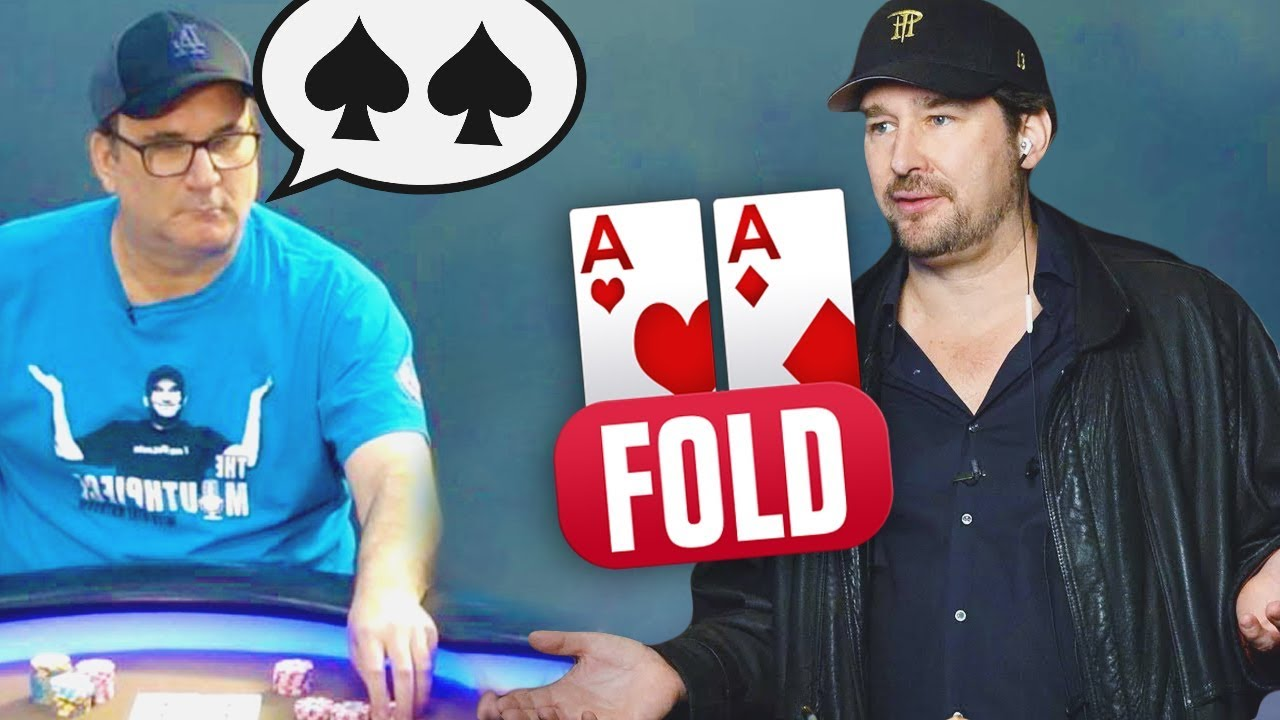 Download (SCANDAL!) Phil Hellmuth Erupts At Matusow After Being Told His Cards