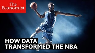 How data transformed the NBA