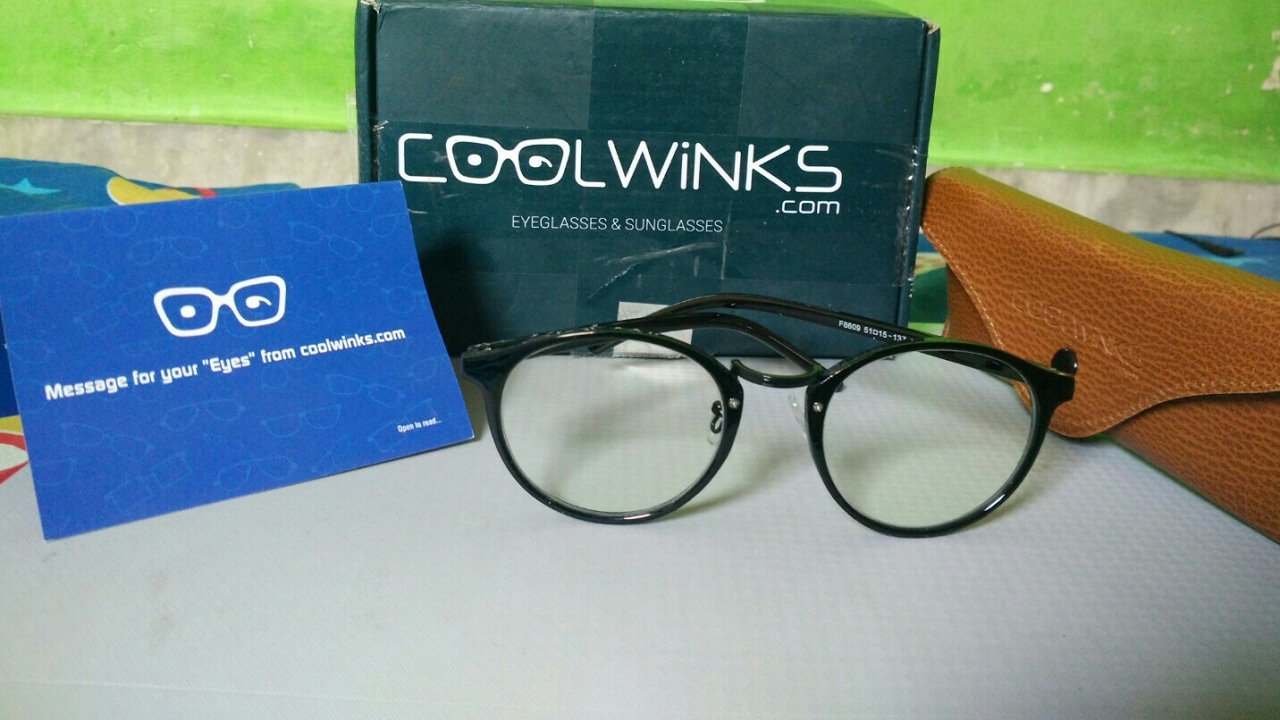 899594887a6 coolwinks eye glass product unboxing and review - YouTube