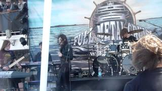 Beyond the Black - Songs Of Love And Death - Full Metal Cruise II 2015