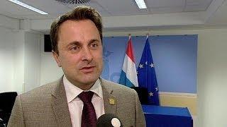 Le nouveau Premier ministre luxembourgeois Xavier Bettel veut rester fidèle à