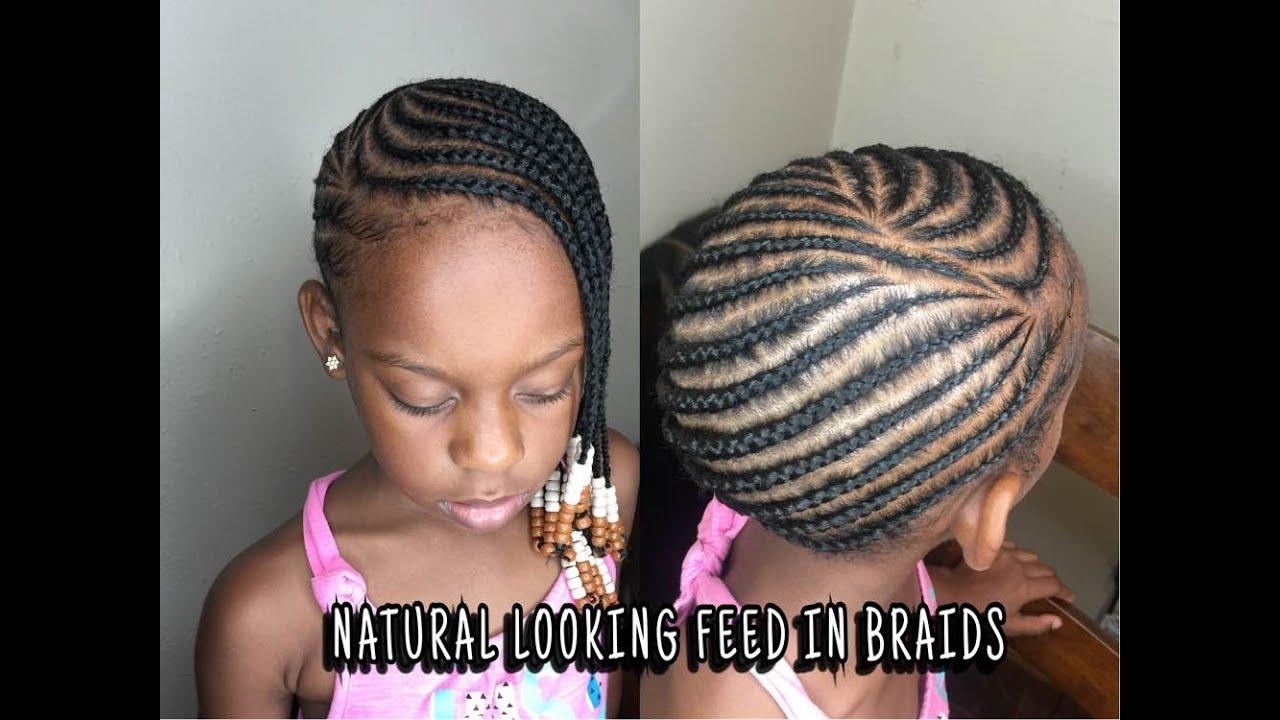 Hair Styles Feed In Braids: How To Do Lemonade Feed In Braids DETAILED TUTORIAL