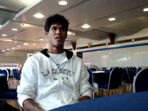 Devvarman Reveals Last Time He Met A Childhood Idol