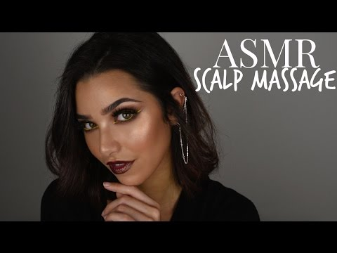 ASMR Scalp Massage