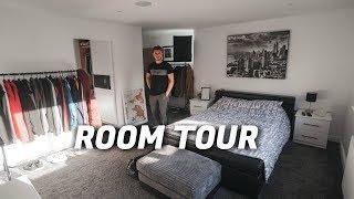 Gambar cover MY ROOM & WARDROBE TOUR 2020   Minimal & Modern Bedroom Essentials