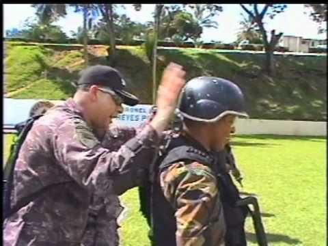 Quinto Curso SWAT Y LINCE Instructor Sgto Víctor M. Garabito R. P. N. 1Parte
