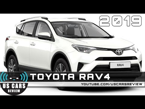 2019 TOYOTA RAV4 Review Redesign Interior Release Date