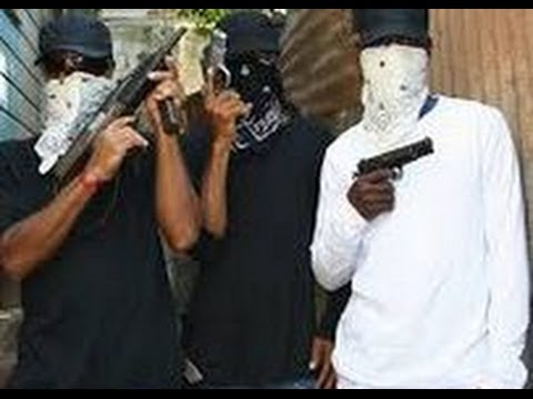 "Gun Law: ""The Yardies"" - UK Gangs"