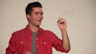 Draw It! - Phineas - Spencer Boldman